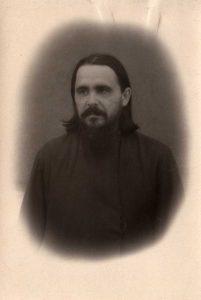 Владимир Пронин во время учебы на богословском факультете Белградского университета, 1937 г.