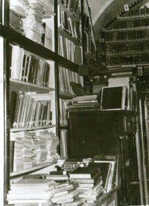 Монастирська бібліотека, 60-ті роки XX століття