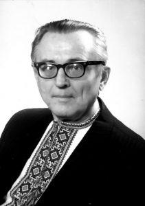 Професор Омелян Довганич, дослідник дітей війни